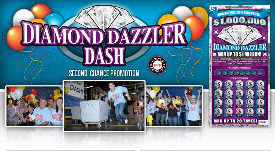 Diamond Dazzler Dash